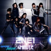 2NE1  vs. 4Minute - We're Busy by Cre4t1v31