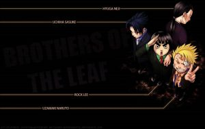 Brothers Of The Leaf by paradoxparty