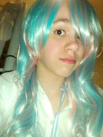 When you can't dye your hair... Wigs are welcome!! by KokoroshixNeko