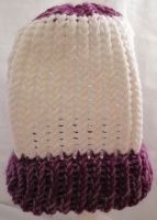 Essence Of Rarity - MLP Inspired Knitted Hat by KariOhki
