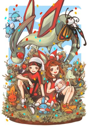ORAS by Xaferis