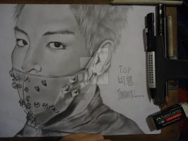 BIGBANG - T.O.P by Juliana4781