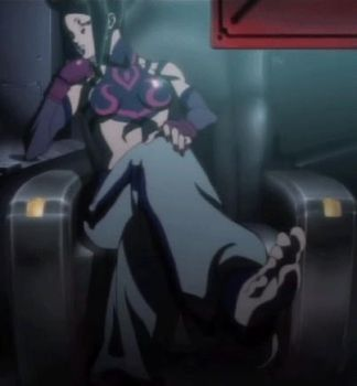 Juri's foot gif by butthurt12