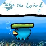 Salsa the Lotad by Icebezz