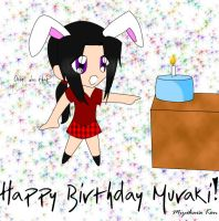 Happy Birthday Muraki - 2006 by Mizuhara-Kon