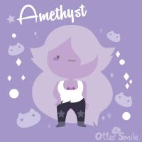 Amethyst by OtterSmile
