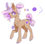 Adoptable Pony Auction : CLOSED by Corelle-Vairel