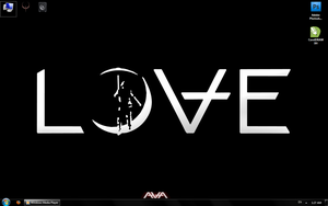 LOVE Desktop by FelipeHSo
