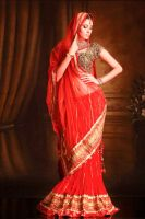 Traditional Bride by indianartsupporter