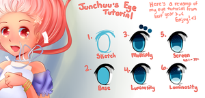Eye Tutorial 2014 by Junchuu