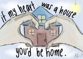 If My Heart Was a House by Sakirix3