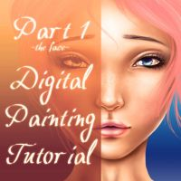 Digital Painting Tut -  Part 1 by Seiorai