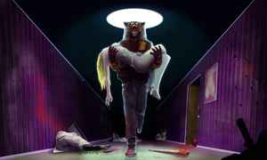 Hotline Miami - Decadence by Gameguran