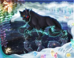 Dream Wandering - ArtTrade by Lizkay