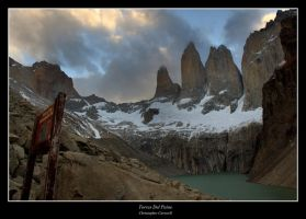 Torres Del Paine by BookofThoth