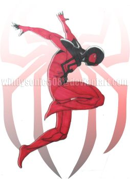 Scarlet Spider by Windysonic508