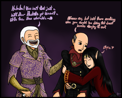 Haskill's Little Fan by Astral-Agonoficus