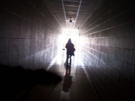 Light at the end of the tunnel by corelila