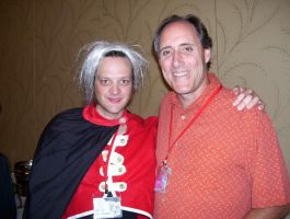 Me with Kirk Thornton by PaladinCecil