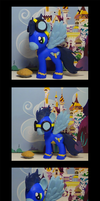 MLP Custom Large Size Soarin' by himanuts