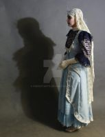 The Blue Ghosts Shadow by FrockTarts
