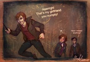 R_Hr That is my girlfriend by mary-dreams