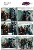 Before Zod 3 by thedollknight
