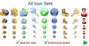All Icon Sets by Ikont