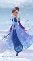 Snow Queen Maker Summoner by Taiya001