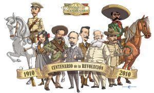 centenario de la REVOLUCION by elroyer
