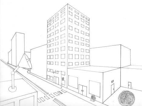 2 Point Perspective by DFdirector