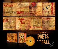 POTF - Cd label project by AnaB