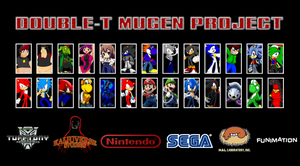 Double-T MUGEN Project - 2013 Poster by TuffTony