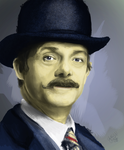 Sherlock special promo picture - Watson by Annocent