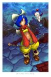 Eiko and Moogle by fallout161