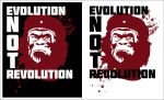 Evolution Not Revolution by Lastwear