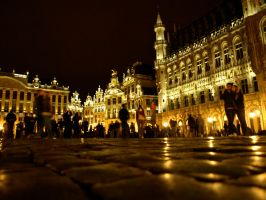Grand Place by gee231205