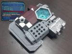 Borderlands 2 Capt. Blade's Manly Man Shield by greenwillow13