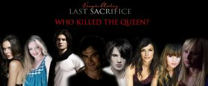 Who killed the queen? by I-threw-it