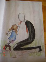 Slenderman ^^ by Bawaria
