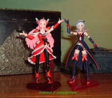Cure Passion and Eas by RakikoHime