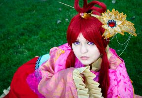 Sometimes she cries - MAGI:TLoM by NamiWalker