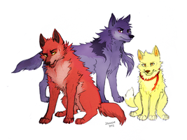 All the mighty kings by Zencelot