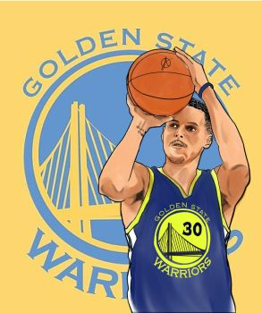 Stephen Curry  by aditparsial