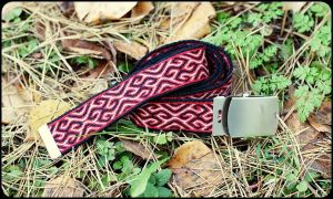 Swastika tablet woven belt by WonderfulSun