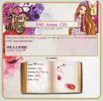 Holly O'Hair Journal CSS by A-queenoffairys