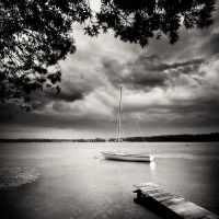 Sailboat by anoxado