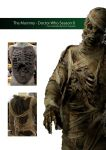 The Mummy - Chest and Back- Doctor Who s8 by Gyzmotnik