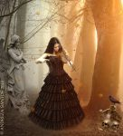 A melody for death. by Lady-Lilith666
