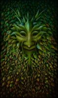 Greenman by jeshannon